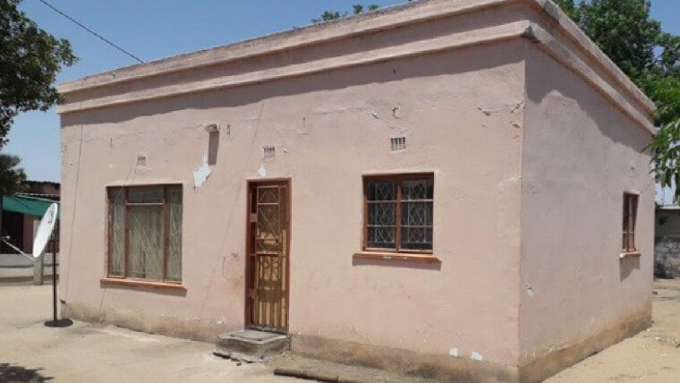 2 Bedroom house within Area S